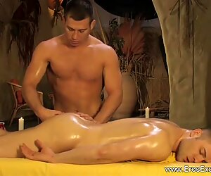 Anal Fingering With Massage