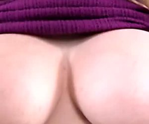 Big tits smoking hot BBW milf loves her sex toy