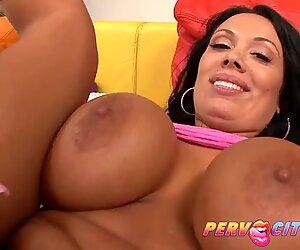 PervCity Sienna West buxom ass-fuck