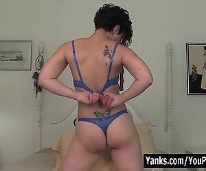Yanks Ahna's Quick Climax