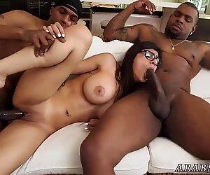 Arab men and homemade video My Big Black Threesome - Mia White