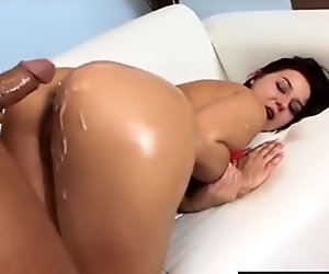Cum on As compilation