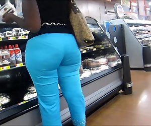 Sexy Thyck Blue Pants