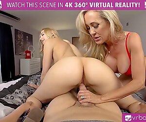 VRBangers.com - Fuck Ur GF And Her Step-Mom VR PORN