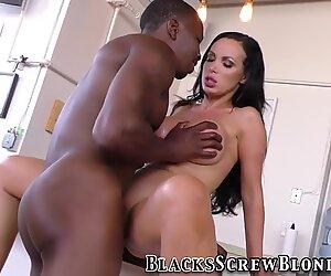 Milf ass rides huge cock