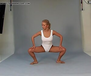 Russian standing spreads by Vetrodueva