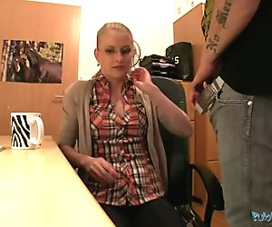 Darling charms with her charming dick sucking