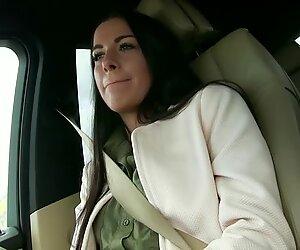Eveline Dellai fuck a stranger