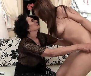 lesbijki babcie