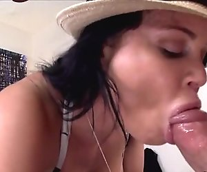 Nadia Nicole gets fucked up and down