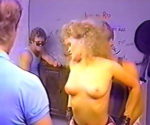 Erica Boyer Nina Hartley Porsche Lynn in classic fuck movie