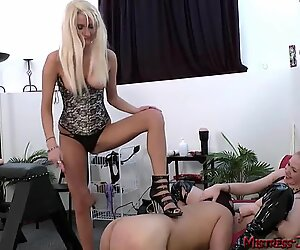 mistress female dom assortment strap-on whipping and more