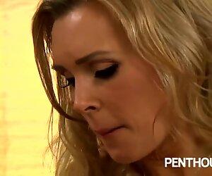 Penthouse Pet Jenna Rose boinks Tanya Tate