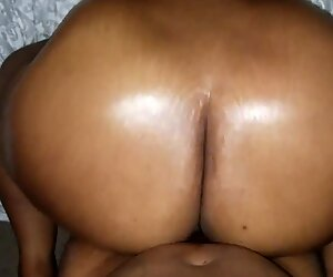 Big Ole Black Wet Booty 2