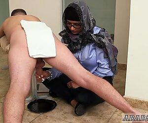 Arab honeymoon first time Black vs White, My Ultimate Dick Challenge.