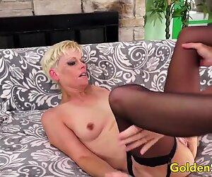 Golden Slut - Pounding Older Pussies Compilation Part 8