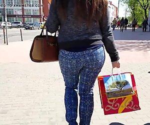 Massive booty ass