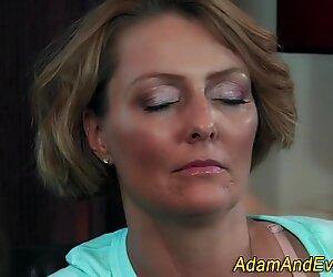 Milf lesbian rides face