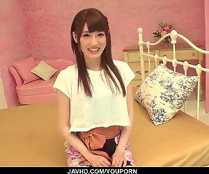 Karin Aizawa sucks and fucks in full cam mode - More at javhd.net