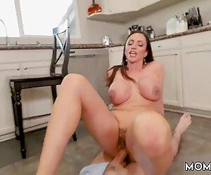 duddy s companion makes mom sex slave first time Borrowing Milk From my Neighbor - Ariella Ferrera