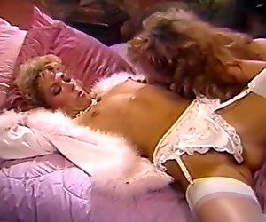 Amber Lynn Tracey Adams Herschel Savage in vintage sex video