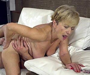 Sexy granny enjoys super hardcore sex