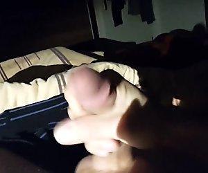 Wankfun in bed