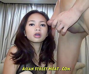 Quiet Loving Asian Bum Bitch
