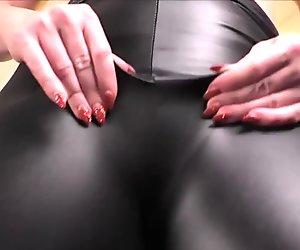 Worship my ass while I cum riding a dildo