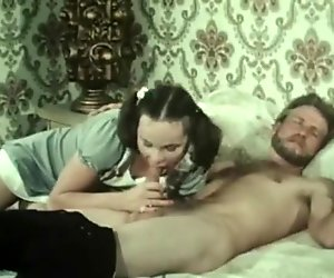 Classic Seventies Porn - Oh The Hair!