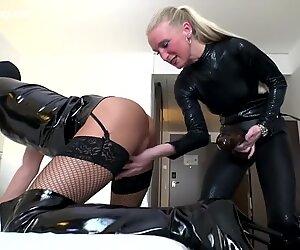 dominatrix monster belt dick pound 2