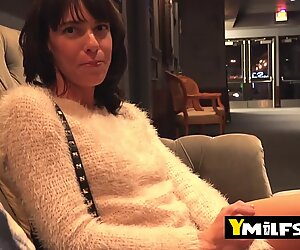 Dirty LEXI FOXY deep throats HUGE THICK DICK to get SMASHED - Lexi Milf