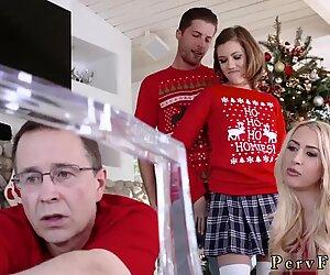 Heathenous Family Holiday Card