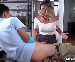 Polish mom Gobble On The Pussy Not The Pie