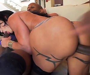 Bimbos Love Black Dick (Interracial PMV)