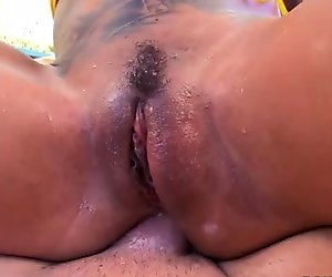 This babe Bonnie Rotten is a total freak!
