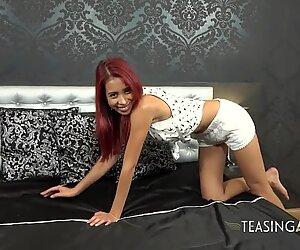 Paula Shy Loves Teasing And Pleasing Stud In Bed