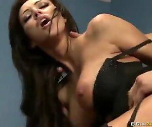 Breanne Benson Fucking In The Office