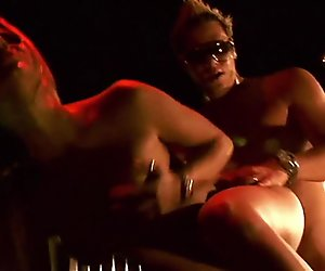 SLAVE FOR YOU - porn music video blonde big tits