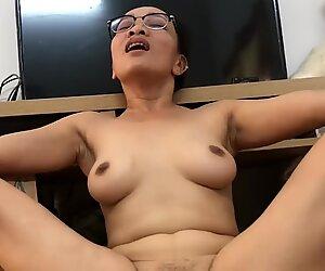 kinky wifey fingers Her Asian Pussy