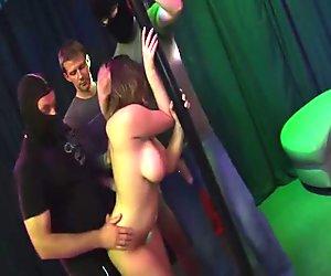 german amateur gangbang orgy