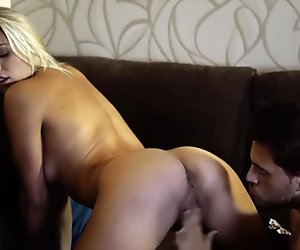 Los Consoladores - Hungarian Sicilia And Hubby Console Hot Spanish Babe In Steamy Threesome