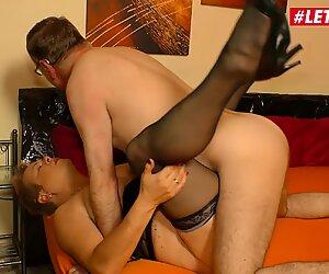 LETSDOEIT - Hot Hard Sex With Mature German Newbie