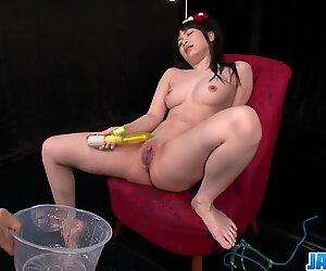Hina Maeda Masturbates And Has Three Guys Cum For Her - More at javhd.net - Toy Javhd