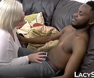 Big tits Englishmature has her pussy destroyed by BBC