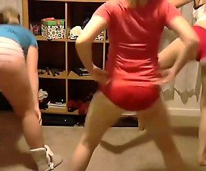 TEENS bailando hot