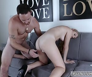 British milf rough and hot gagging Alyce Andercompeer s son in Let The Man Take Control - Alyce Anderson