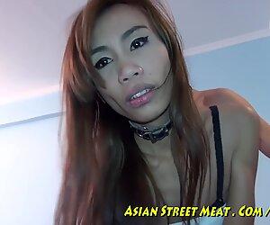 Handcuffed Anal Thai Cryogen