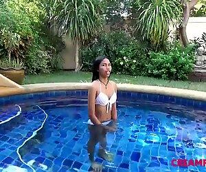 Japan creampies Thai teen gf