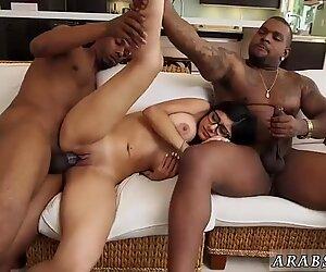 Lily thai facial My Big Black Threesome